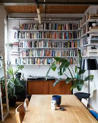 loft furniture toronto. a bookfilled loft in toronto furniture