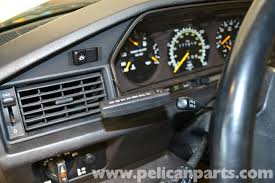 mercedes benz 190e instrument cluster removal w201 1987 1993 Mercedes-Benz Radio Wiring Diagram for 2013 large image extra large image