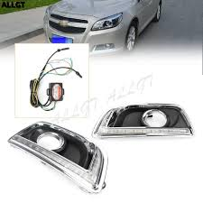 2013 Chevy Malibu Daytime Running Lights Car Truck Lighting Lamps For Chevrolet Malibu 2013 2014