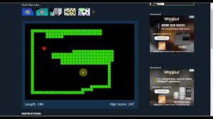 so satisfying coolmath games snake high score 280 sped up breaking my previous record 247