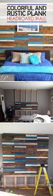 wall decor meets headboard diy project