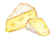 french cheese clipart. Brilliant Cheese France Clipart Yellow Cheese Slices Stock Illustrations Watercolor Clip  Transparent To French Cheese Clipart S