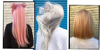 Green Light Luxury Hair Color Chart 9 Blonde Hair Trends For 2019 New Ways To Try Blonde Hair