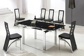 futuristic kitchen table elegant futuristic dining room white led glass table picture with fabulous modern black