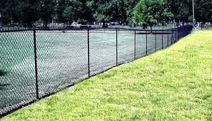chain link fence double gate. Diy Chain Link Fence Installing A Install  Double Gate .