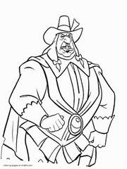 Nothing brings out a little artist like coloring. Disney Villains Coloring Pages For Kids 37 Printable Sheets