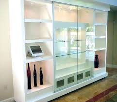 glass wall cabinet units marvellous mounted display cabinets with doors cream kitchen sliding door hardware m