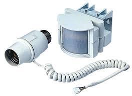 outdoor motion sensor light socket image of outdoor motion detector light control outdoor motion sensor light