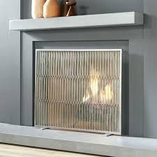 designer fireplace screens image of mesh brass fireplace screen contemporary modern fireplace screens designer fireplace screens