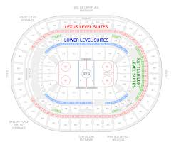 Capital One Seating Chart Washington Capitals Vs Montreal Canadiens Suites Feb 20