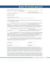 9 Partnership Termination Letter Templates Free Sample Example ...
