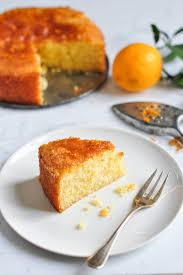 Meyer Lemon Syrup Cake – Eat Little Bird