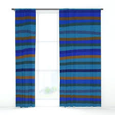 blue and tan curtains denim stripes in blue tan cyan chocolate window curtains navy blue and tan shower curtain