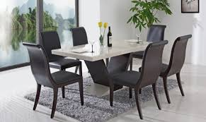modern round glass top dining table dining table set designs contemporary furniture dining table