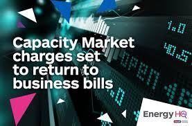 Risultati immagini per capacity market
