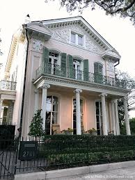 the alfred grima house in the garden district new orleans