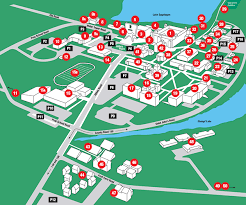 simmons college campus map. saint john\u0027s campus map simmons college