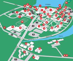 simmons college campus map. saint john\u0027s campus map simmons college