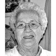 Florence (Flossie) Bird   Obituary   Belleville Intelligencer