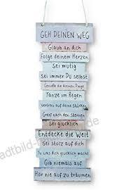 Schild Lebenseinstellung Sprüche 15 X 41 Cm B07f9r8jct B07f9r8jct