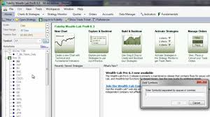 Wealth Lab 101 Stock Market Data Feed Live Updates Yahoo S P Dow Jones Nasdaq Fidelity