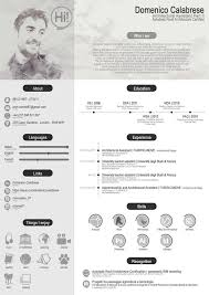 Architect Resume Clippedonissuu From Domenico Calabrese Architecture ...