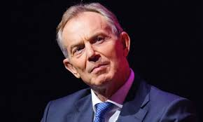 Tony Blair has warned David Cameron and Ed Miliband that Britain faces long-term policy challenges – from Europe and immigration to excessive banker-bashing ... - Tony-Blair--010