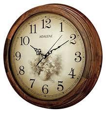 white wall clocks large wall clock