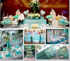 Tiffany Themed Baby Shower  Baby Shower Ideas  Themes  Baby Tiffany And Co Themed Baby Shower