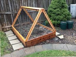 how to build a garden. How To Build A Raised Garden Bed E