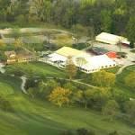 Locust Course at Locust Hills Golf Club in Springfield, Ohio, USA ...