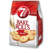 Bake Rolls Pizza 1 368 70g 12pcs Besttrade Oe