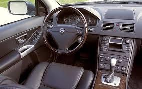 2003 volvo xc90 interior. 2003 volvo xc90 interior edmunds