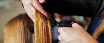 gilded hair nails