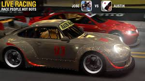 beautiful 3d drag racing game racing rivals is now burning rubber