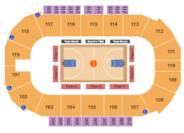 Cbu Event Center Seating Chart Buy Seattle University Redhawks Tickets Front Row Seats