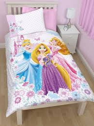 Disney Princess Dreams Single Duvet Cover and Pillowcase Set ... & Disney Princess Dreams Single Duvet Cover - Bedding Set. Matching items at  Play Rooms Adamdwight.com