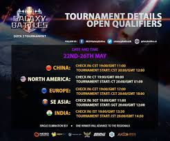 dota 2 news galaxy battles is the newest 150 000 tournament of