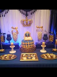 Royal Prince Baby Shower Decorations Royal Blue And GoldPrince Themed Baby Shower Centerpieces