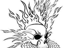 Free Coloring Pages Skull And Crossbones Sugar Printable Colouring