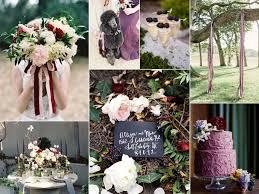Berry And Black Wedding Colors Burnett S Boards Wedding