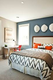 good paint colors for bedroom. dare to be different: 20 unforgettable accent walls good paint colors for bedroom