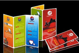 paper flyer a4 tri fold brochures flyers leaflets printing with art paper
