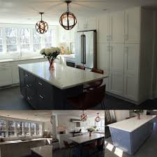 Working With A Kitchen Designer This Kitchen Project Was Recently Completed With The Help Of