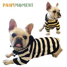 2018 Summer French Bulldog <b>Clothes Dog Clothes</b> For Small Dogs ...