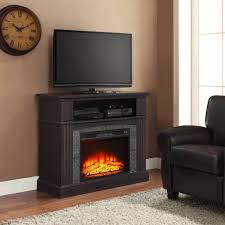 Whalen Media Fireplace For Tvs Up To 50