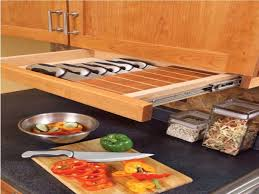 ... Contemporary Design Under Cabinet Drawers Drawer Knife Block Cabi  Undercounter ...