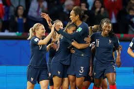 Resultado de imagem para Copa do Mundo Feminina - frança 4 x 0 coreia do sul