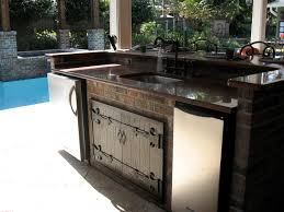 Granite For Outdoor Kitchen Fresh Idea To Design Your Splendid Ready To Finish Outdoor