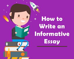 how to write an informative essay blog how to write an informative essay